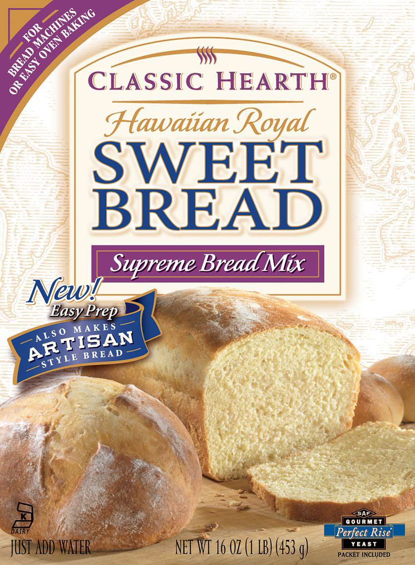 Classic Hearth BREAD Prf #3 clean